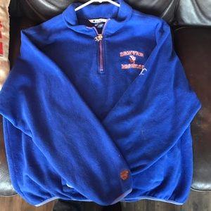 Vintage champion fleece jacket